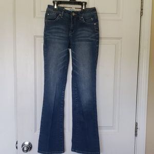 Girl's size 12S/ Justice/ Blue Jeans